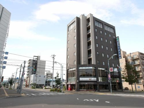 . OYO Hotel The Green Asahikawa
