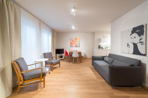 . Premium Apartments Thommen