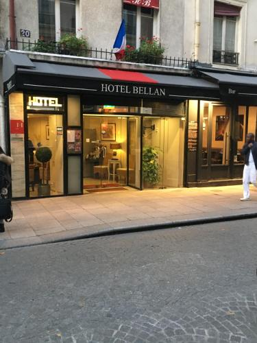 Hotel Bellan impression