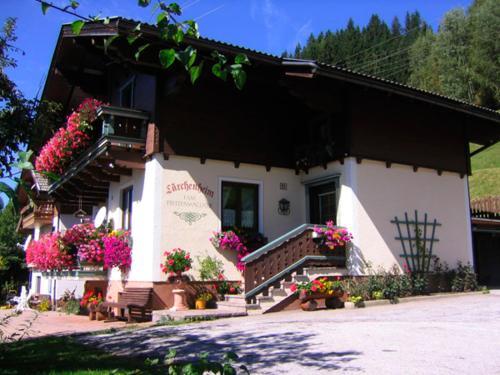 Haus Lärchenheim Wagrain