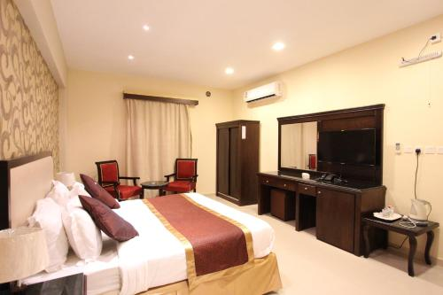 Double Room (One-Bedroom Apartment)