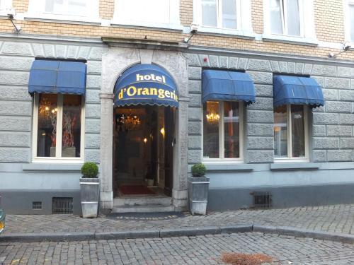 Hotel-overnachting met je hond in Hotel d'Orangerie - Maastricht - Boschstraatkwartier