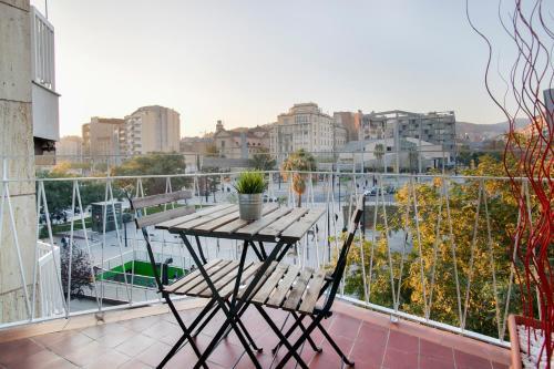 Bbarcelona Apartments Gracia Flats photo 23