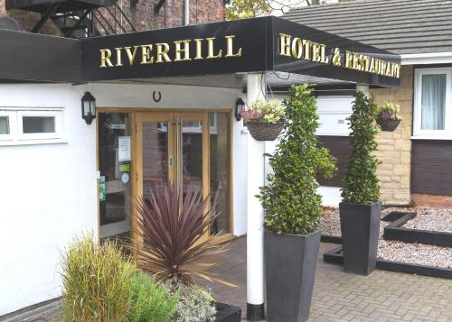 The Riverhill Hotel (B&B) Birkenhead