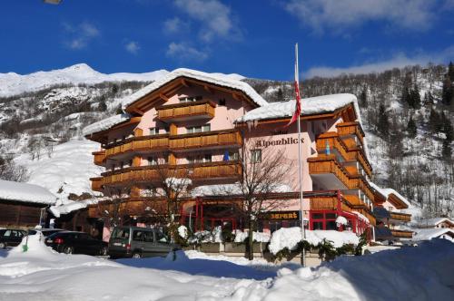 . Alpenblick Wellnesshotel