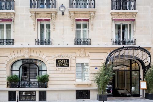 Hôtel Vernet photo 46