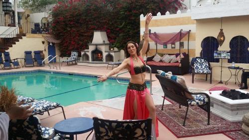 El Morocco Inn & Spa - Desert Hot Springs, CA 92240