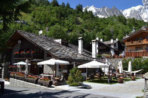 Hotel Pilier D'Angle & Wellness Courmayeur