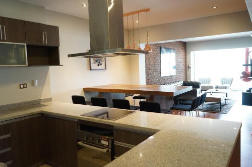 . Larcomar Luxury Penthouse