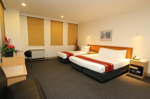 Foto - President Hotel Auckland
