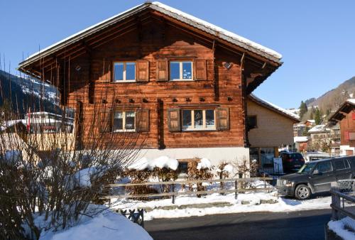 Ferienwohnung Prättigau - Apartment - Küblis