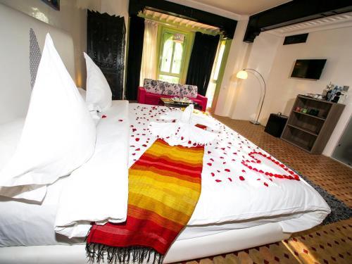 Ushuaia clubbing hôtel istabas fotogrāfijas