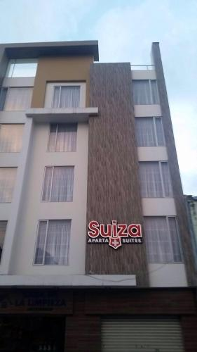 HotelHotel Suiza Aparta Suites