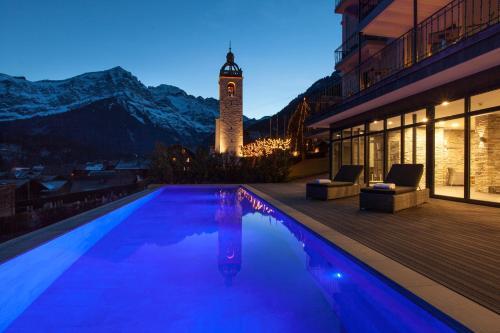 Hôtel National Resort & Spa Champéry