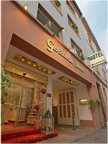 . Hotel Goldene Rose