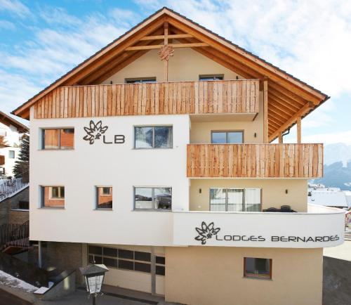 Apart Lodges Bernardes - Apartment - Fiss