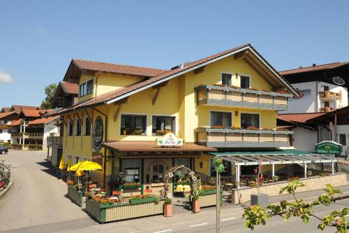 Appart-Hotel Wildererstuben - Accommodation - Bodenmais