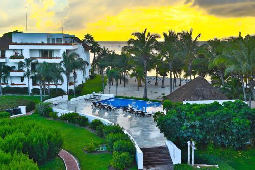 Hotel Suite At Residencias Reef
