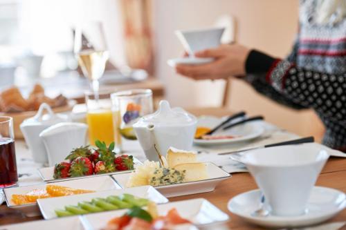Boutique Hotel Herzhof - Garni-Appartements - Adults Only - Kleinwalsertal