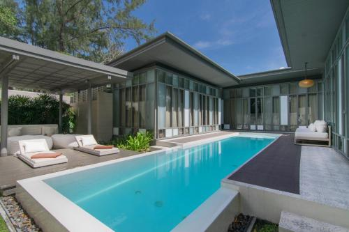 Two-Bedroom Presidential Pool Villa