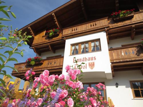 Фото отеля Landhaus Tirol
