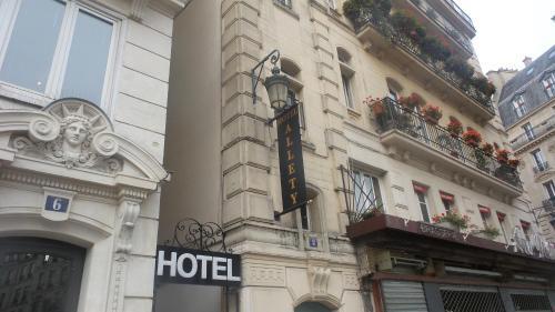 Hôtel Alléty photo 2