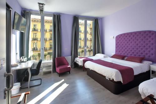 Hotel Ginebra photo 32