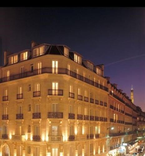 Hotel Claridge Paris impression