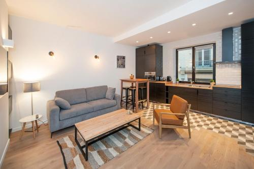 Pick a Flat - Le Marais / Saint Paul apartment impression