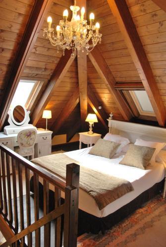 Suite Junior con jacuzzi Hotel Selba d'Ansils 6