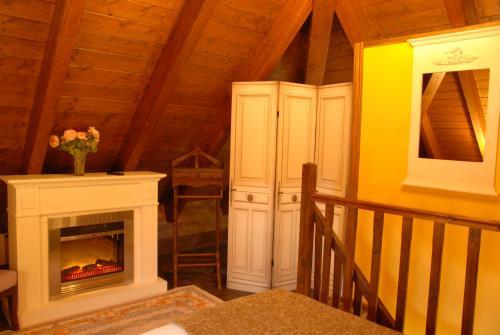 Suite Junior con jacuzzi Hotel Selba d'Ansils 3