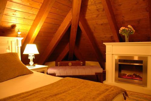Suite Junior con jacuzzi Hotel Selba d'Ansils 4