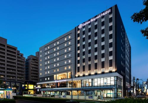 Daiwa Roynet Hotel Tokushima Ekimae - Tokushima