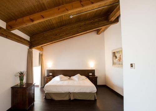 Habitación Doble Superior - 1 o 2 camas Palacio del Infante Don Juan Manuel Hotel Spa 7