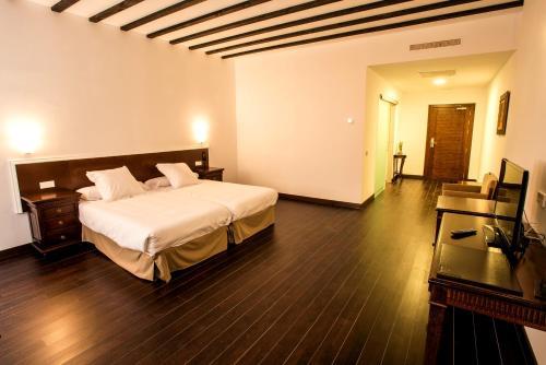 Habitación Doble - 1 o 2 camas Palacio del Infante Don Juan Manuel Hotel Spa 9