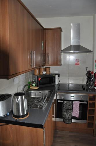 Stay Edinburgh City Apartments - Royal Mile photo 52