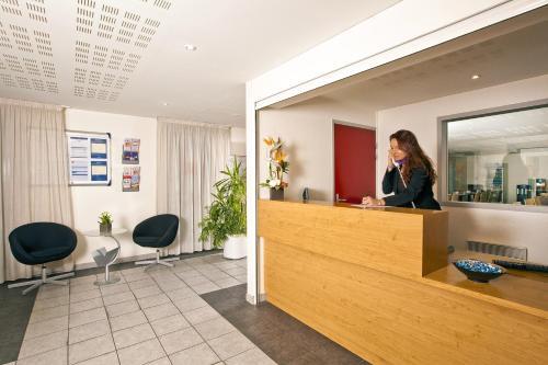 Séjours & Affaires Rennes Villa Camilla - Hôtel - Rennes