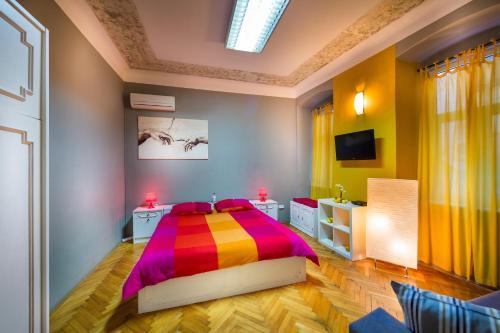 Apartment Korzo Filodrammatica, Pension in Rijeka