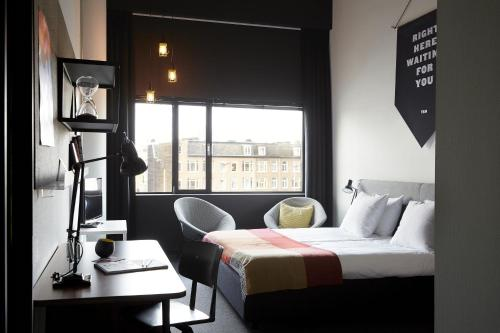The Student Hotel Amsterdam City photo 10