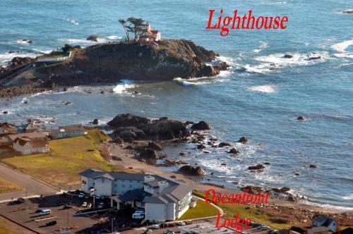 . Oceanfront Lodge