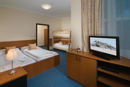 Hotel Domovina phòng hình ảnh