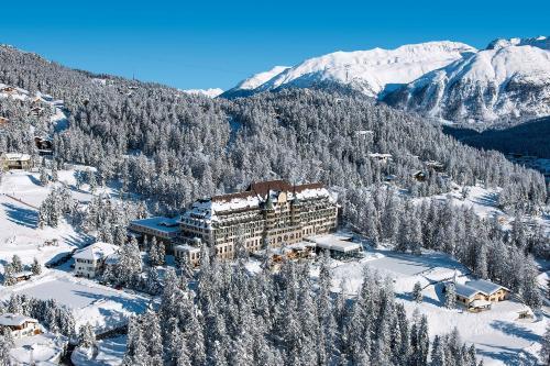 Suvretta House - Hotel - St. Moritz
