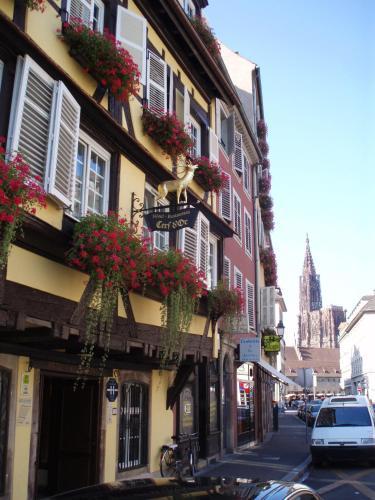 . Hotel Restaurant Au Cerf d'Or