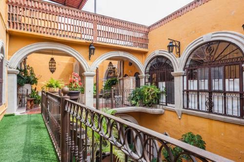 Casa Lotería, San Miguel de Allende