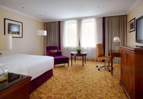 Moscow Marriott Royal Aurora Hotel - image 3