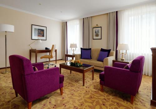 Moscow Marriott Royal Aurora Hotel - image 12