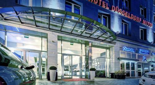 Hotel Düsseldorf Mitte photo 8