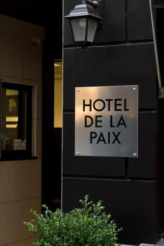 Hotel de la Paix Tour Eiffel photo 6