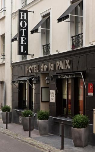 Hotel de la Paix Tour Eiffel photo 8