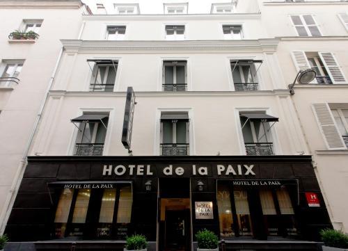 Hotel de la Paix Tour Eiffel photo 9